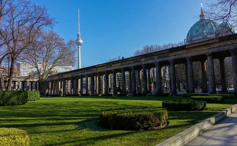 برج التليفزيون في برلين