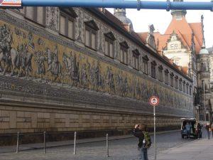 جدارية دريزدن